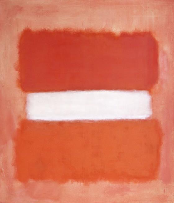 Rothko Red Painting